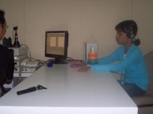 Galda test pendengaran